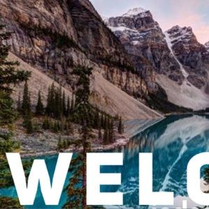 •Welcome•
